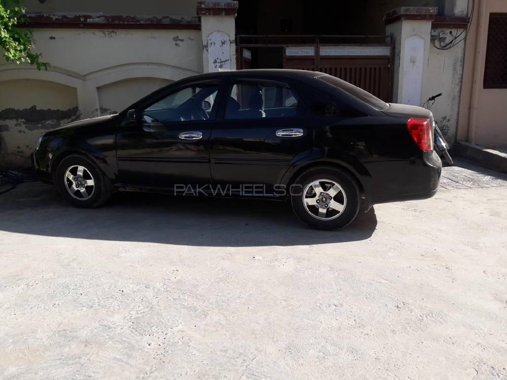 Chevrolet Optra 2005 Image-1