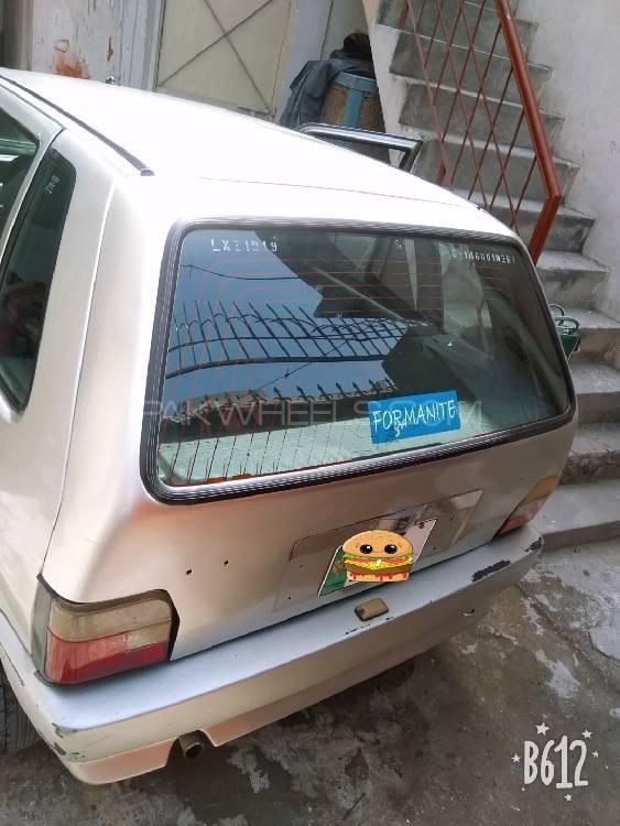 Fiat Uno 2000 Image-1