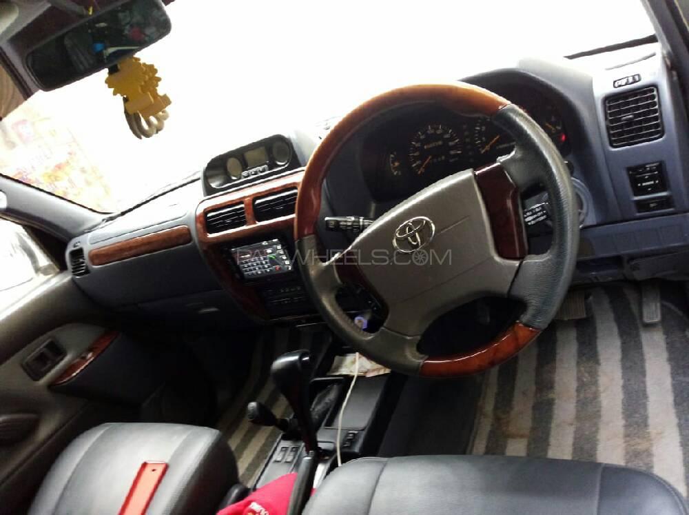 Toyota Prado TZ 3.4 1996 Image-1