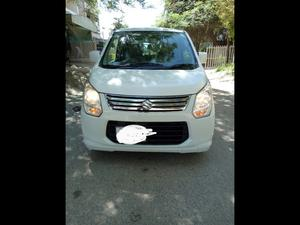 Used Suzuki Wagon R FX Limited 2014
