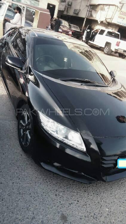 Crz For Sale >> Honda Cr Z Sports Hybrid Base Grade Metallic Color 2012 For Sale In Karachi Pakwheels