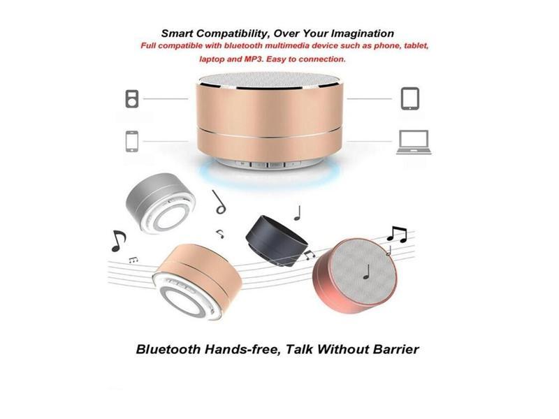 Mini Bluetooth Speaker A10 Image-1