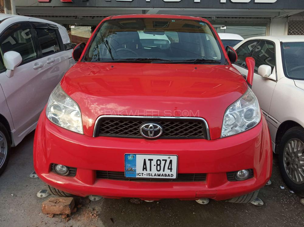 Toyota Rush G A/T 2007 Image-1