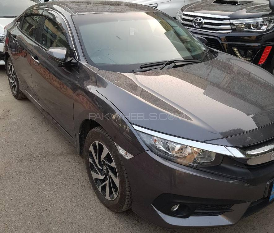 ہونڈا سِوک Oriel 1.8 I-VTEC CVT 2019 For Sale In اسلام