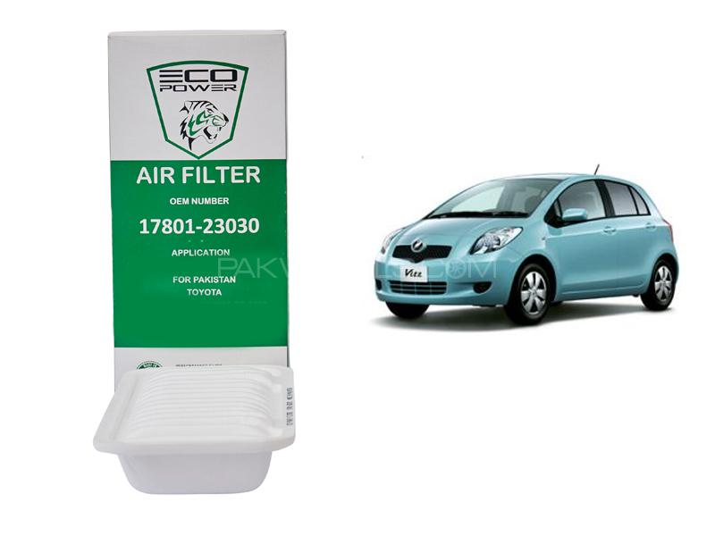 Eco Power Air Filter For Toyota Vitz 2005-2011 in Lahore
