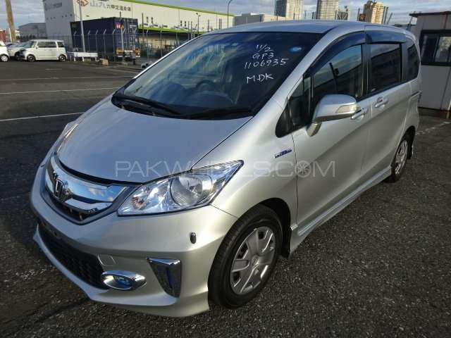 Honda Freed G 2013 Image-1