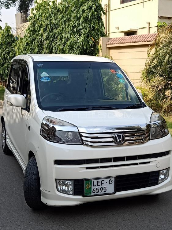 Honda Life Diva 2010 Image-1