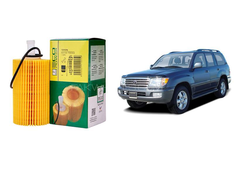 Eco Power Oil Filter For Toyota Land Cruiser 2007-2015
