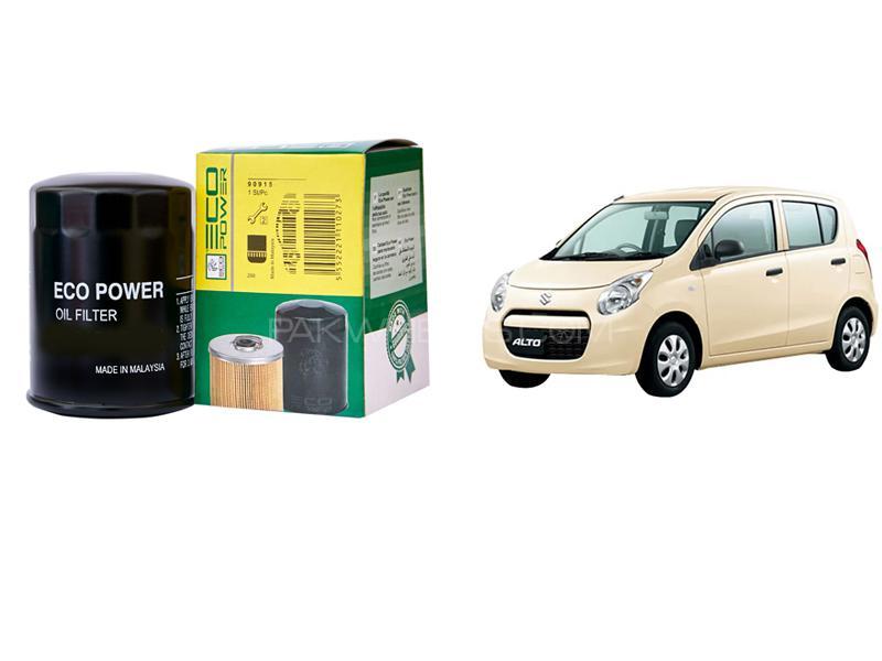 Eco Power Oil Filter For Suzuki Alto 2004-2019 Image-1