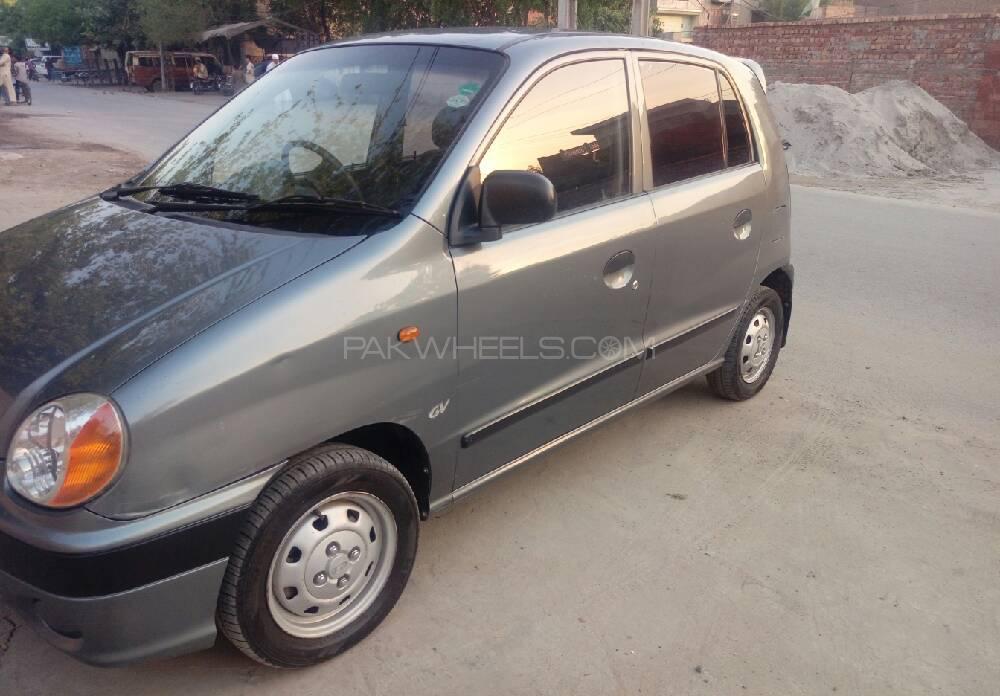 Hyundai Santro Prime GV 2014 Image-1
