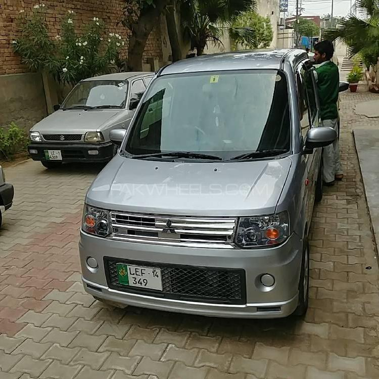 Mitsubishi Toppo 2012 Image-1
