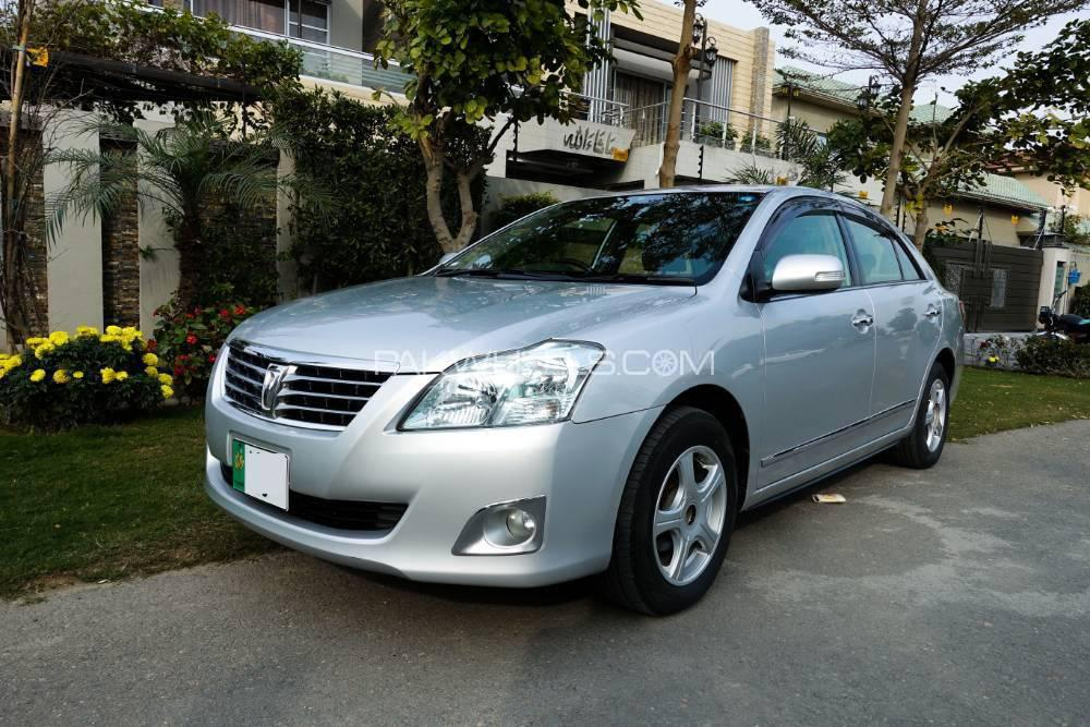 Toyota Premio F L Package Prime Selection 1.5 2012 Image-1