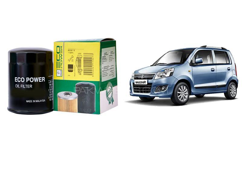 Eco Power Oil Filter For Pak Suzuki Wagon R 2014-2019 Image-1