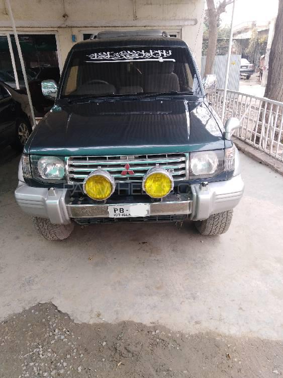 Mitsubishi Pajero Evolution 1994 Image-1