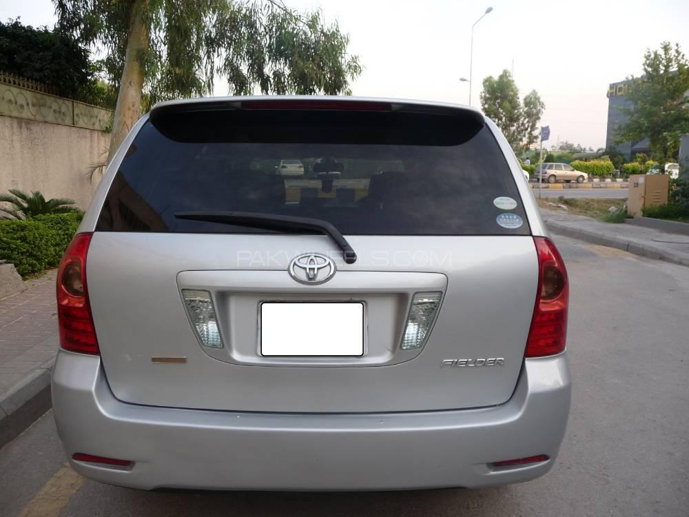 Toyota Corolla Fielder X Special Edition 2006 Image-1