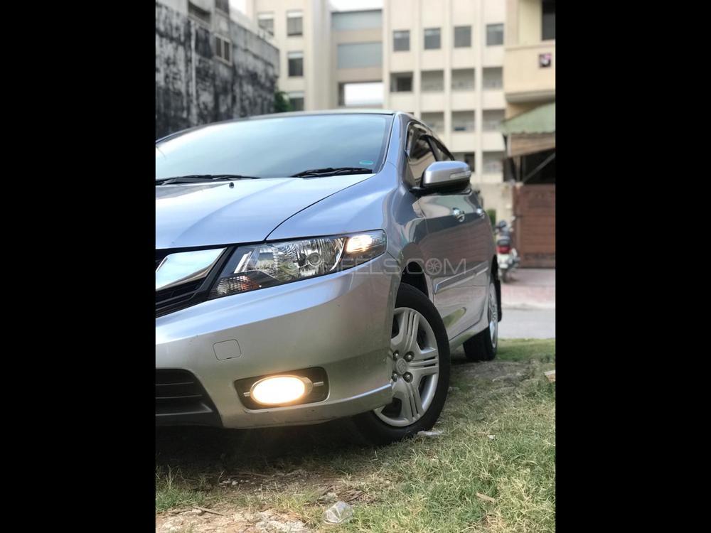Honda City 1.5 i-VTEC Prosmatec 2017 Image-1