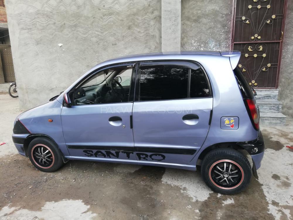Hyundai Santro Exec GV 2003 Image-1