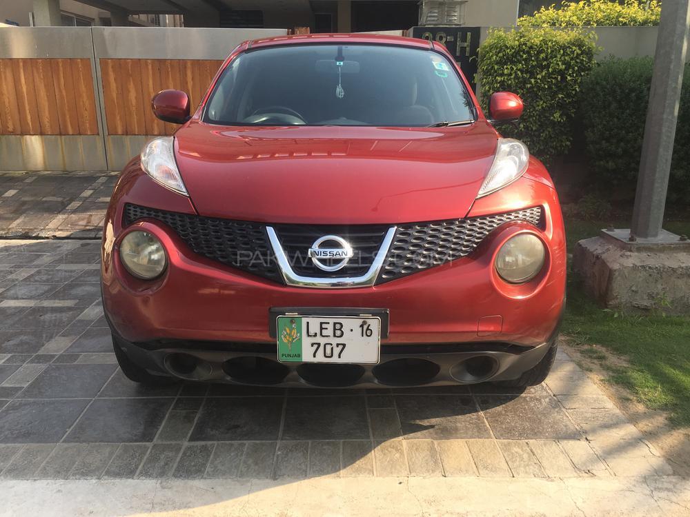 Nissan Juke 15RX Type V 2010 Image-1