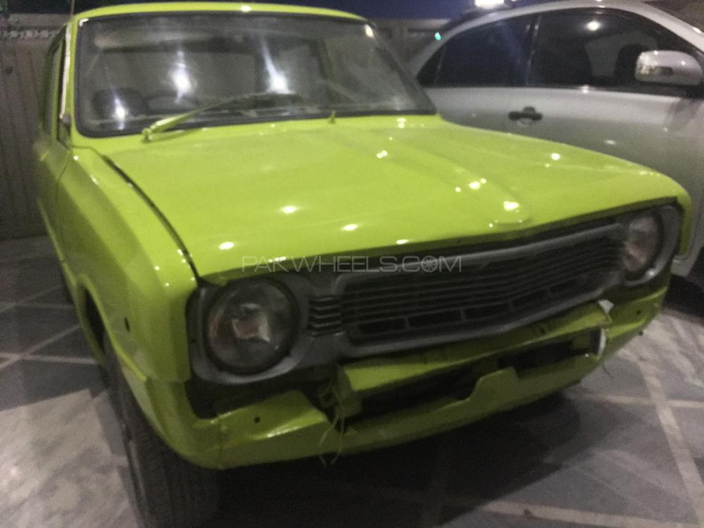 Mazda 1300 1974 Image-1