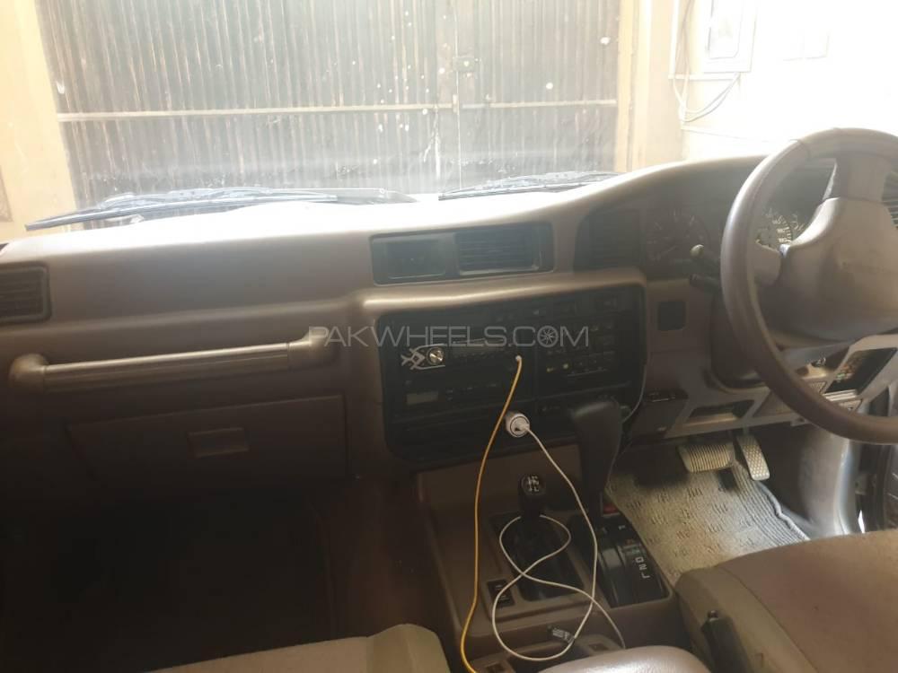 Toyota Land Cruiser GX 4.2D 1996 Image-1