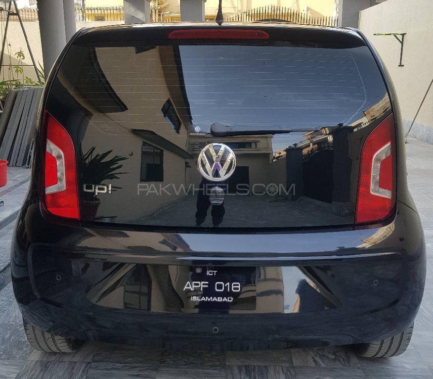 Volkswagen Up 2013 Image-1