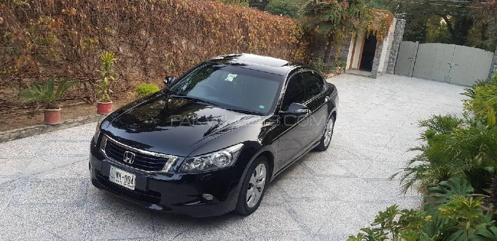 Honda Accord Type S Advance Package 2008 Image-1