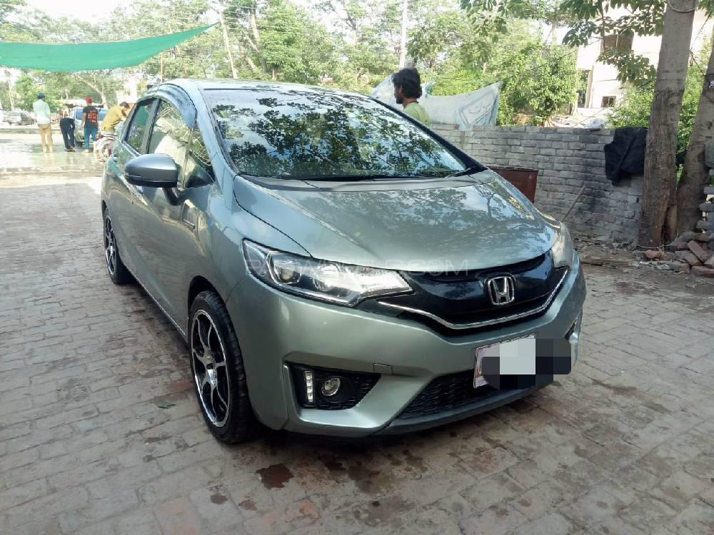 Honda Fit X L Package 2013 Image-1