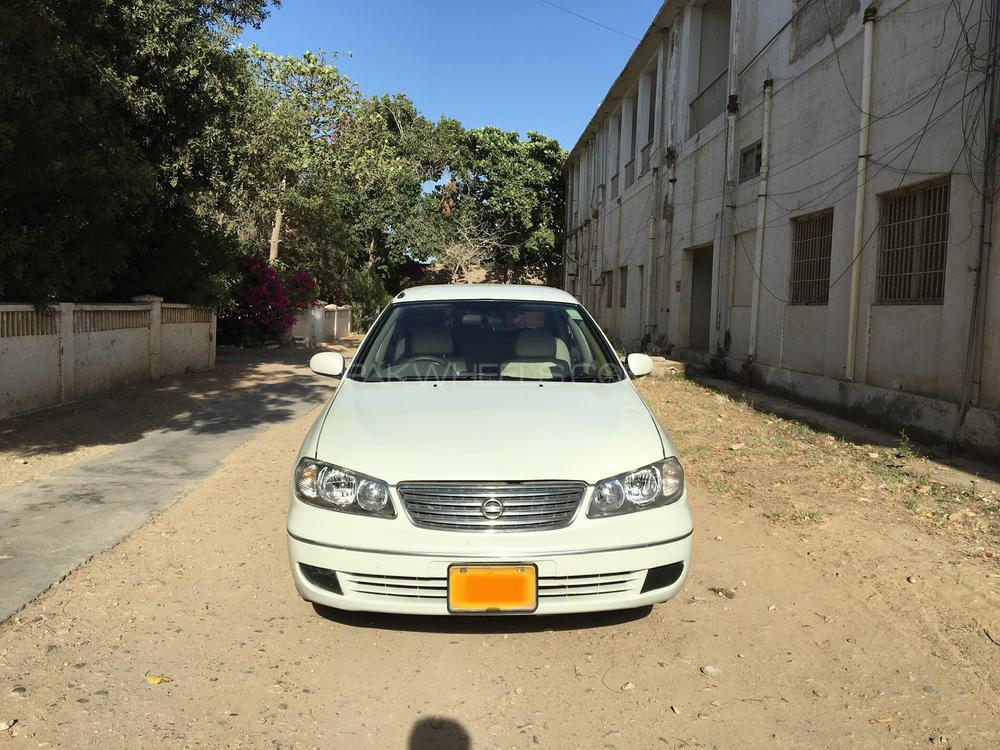 Nissan Sunny EX Saloon Automatic 1.6 2006 Image-1