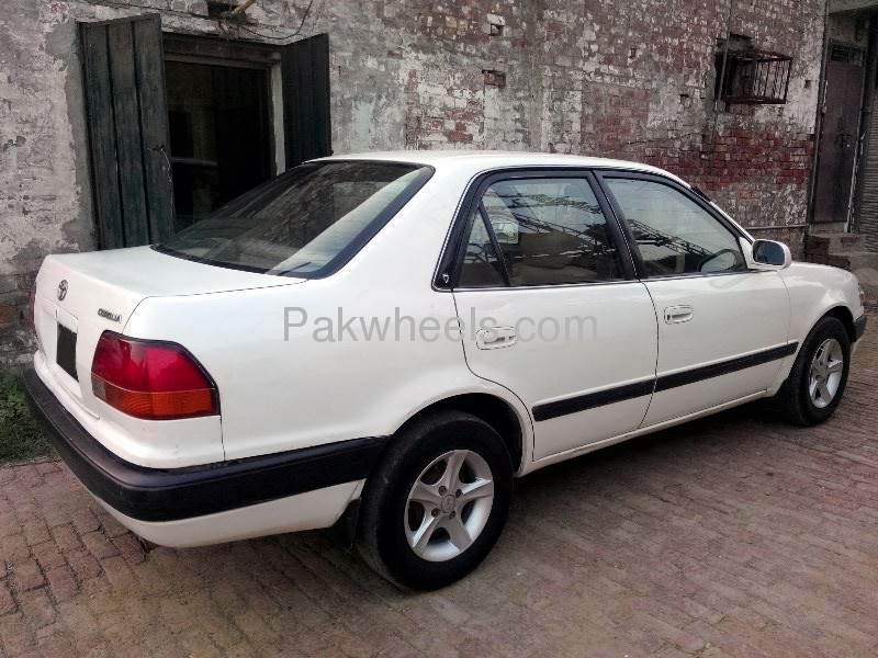 toyota corolla 1995 for sale in lahore. Black Bedroom Furniture Sets. Home Design Ideas