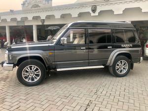Nissan Safari Cars for sale in Pakistan | PakWheels