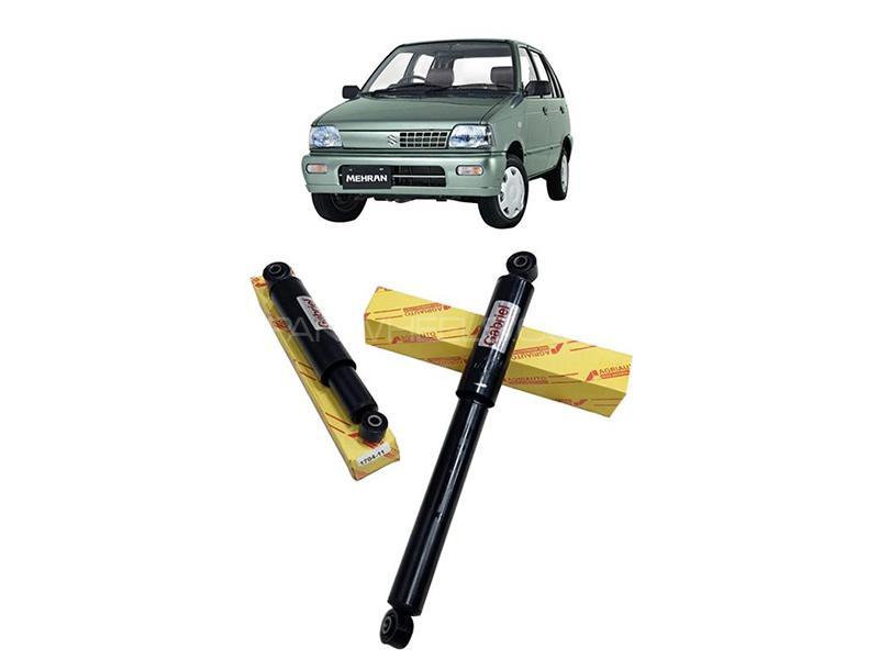 Hitachi Rear Shock For Suzuki Mehran 2012-2019 2pcs - SB308REAR Image-1