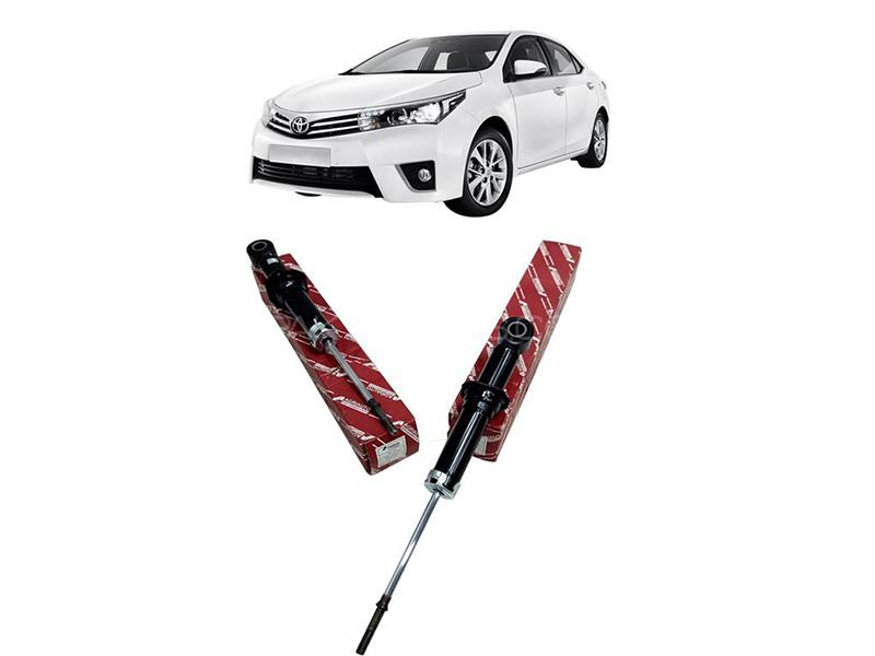 Rear Shock For Toyota Corolla 2014-2018 2pcs - EE170REAR Image-1