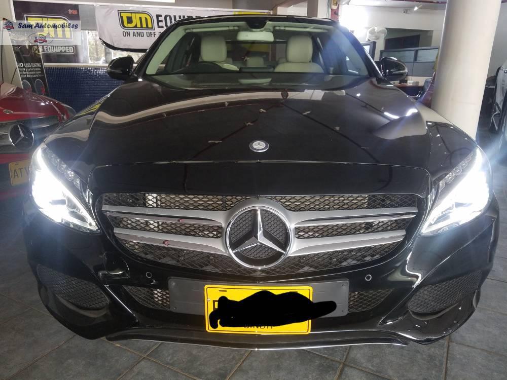 Mercedes Benz C Class C180 2017 Image-1