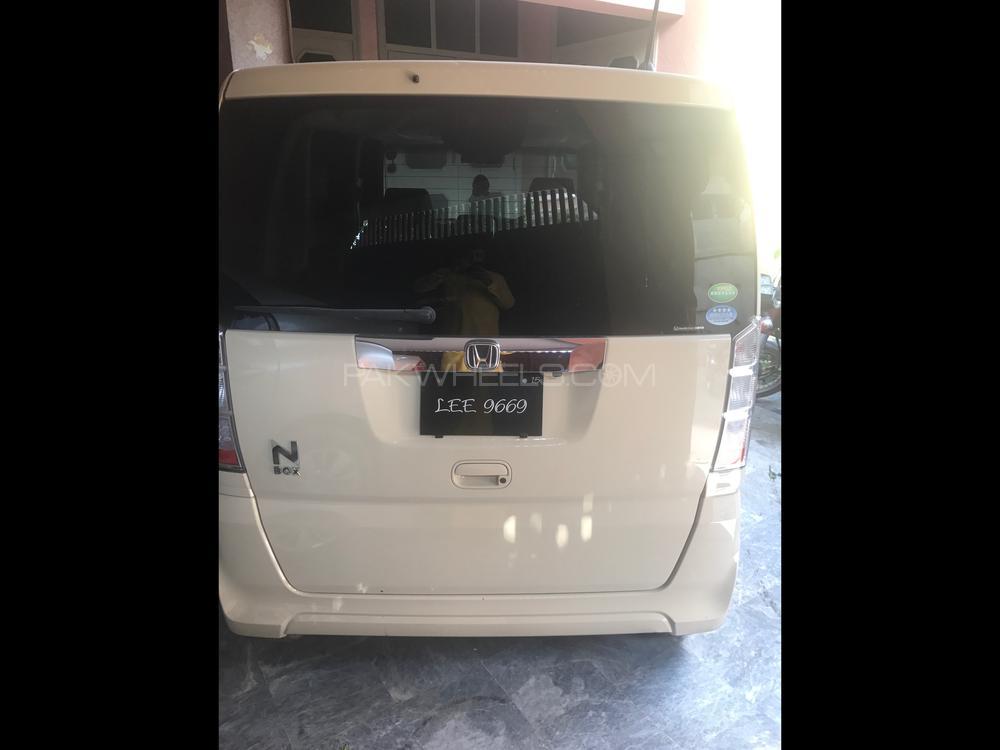 Honda N Box G 2015 Image-1
