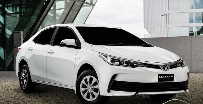 Toyota Corolla Xli Manual Pdf