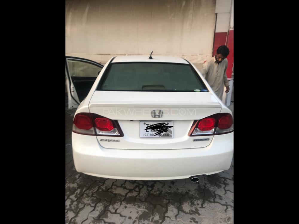 Honda Civic Hybrid Mx 2010 For Sale In Islamabad Pakwheels