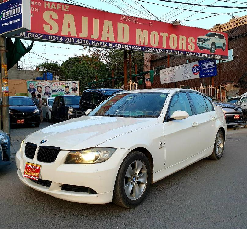 2008 Bmw 3 Series Exterior: BMW 3 Series 320i 2007 For Sale In Lahore
