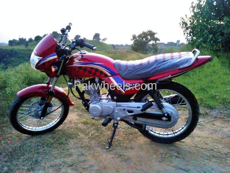 used honda cg 125 deluxe 2013 bike for sale in rawalpindi
