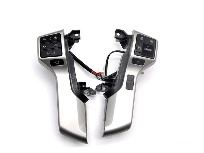 Multimedia Steering Control For Toyota Prado Fj150 in Lahore