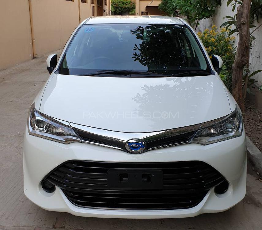 Toyota Hybrid 2016: Toyota Corolla Axio Hybrid 1.5 2016 For Sale In Islamabad