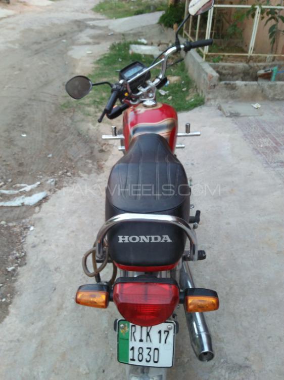 Honda CD 70 2017 Image-1