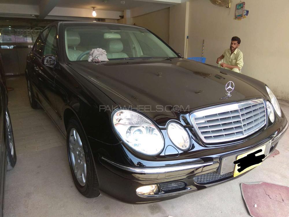 mercedes benz e class e280 2006 for sale in karachi pakwheels. Black Bedroom Furniture Sets. Home Design Ideas