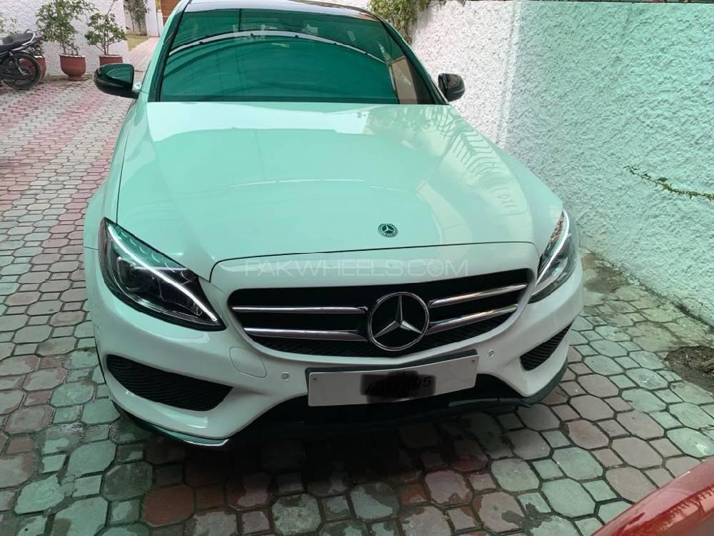 mercedes benz c class c180 amg 2018 for sale in islamabad pakwheels. Black Bedroom Furniture Sets. Home Design Ideas