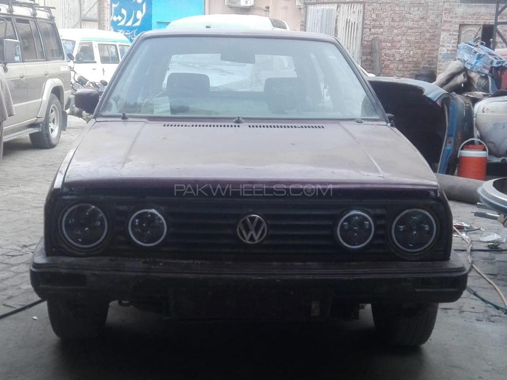 Volkswagen Golf 1987 Image-1