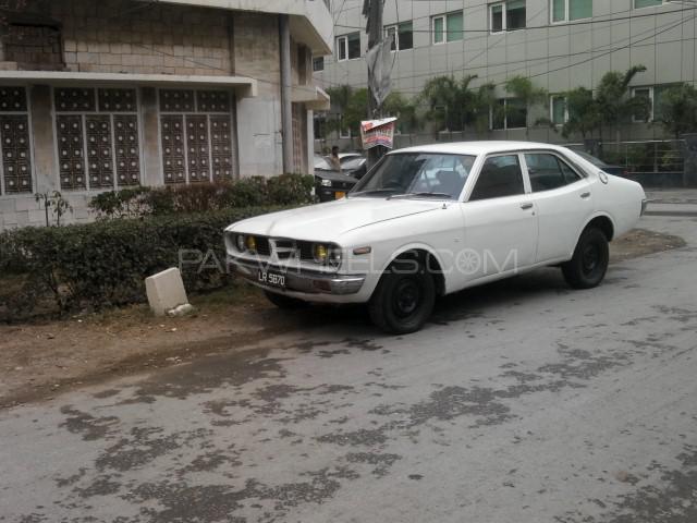 Toyota Mark II Grande 2.0 1975 Image-1