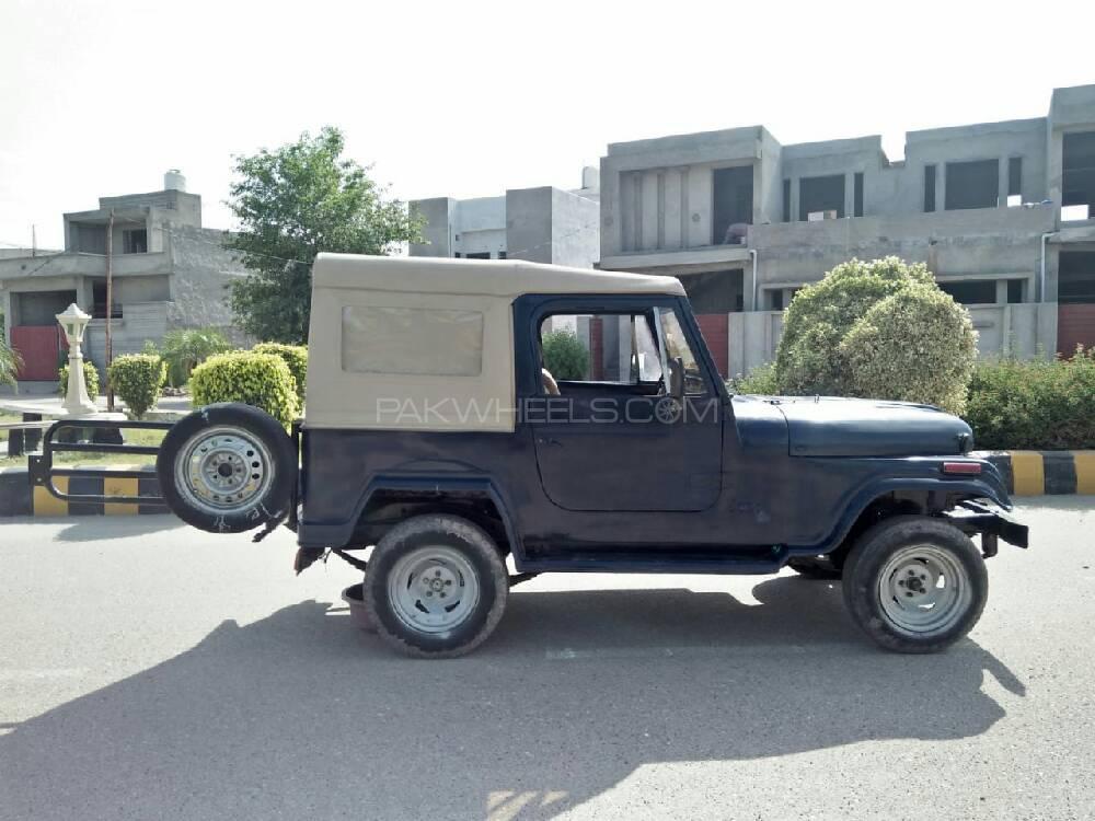 Jeep Cj 7 CJ-7 1980 for sale in Multan | PakWheels