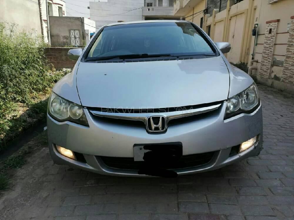 Honda Civic 2007 For Sale >> Honda Civic Vti 1 8 I Vtec 2007 For Sale In Gujrat Pakwheels