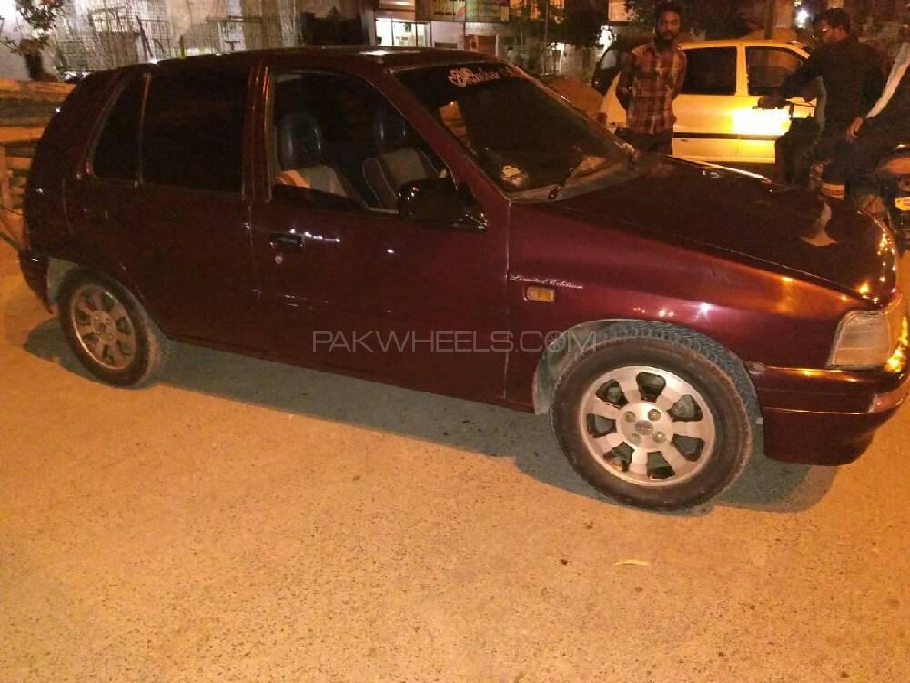 Daihatsu Charade 1993 For Sale In Karachi Pakwheels
