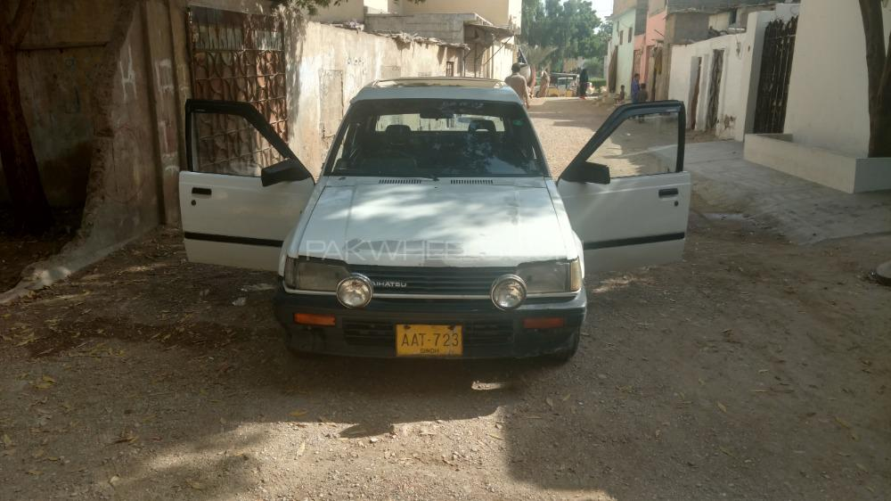 Daihatsu Charade Cx Turbo 1985 For Sale In Karachi Pakwheels