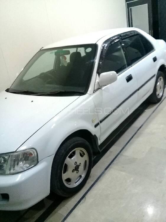 Honda City EXi S Automatic 2003 Image-1